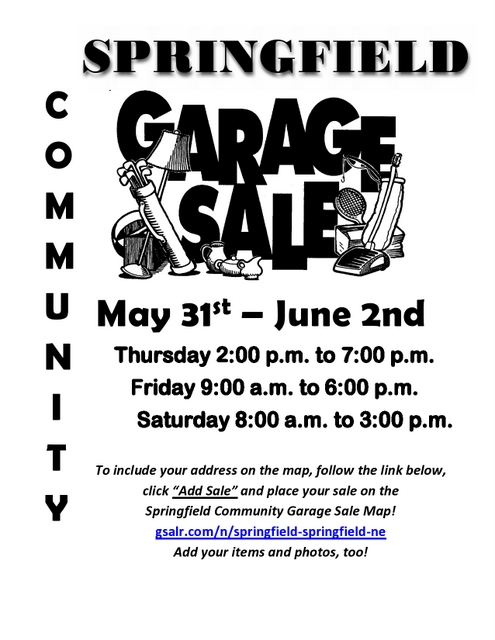 Garage Sale Flyer 2018 jpg