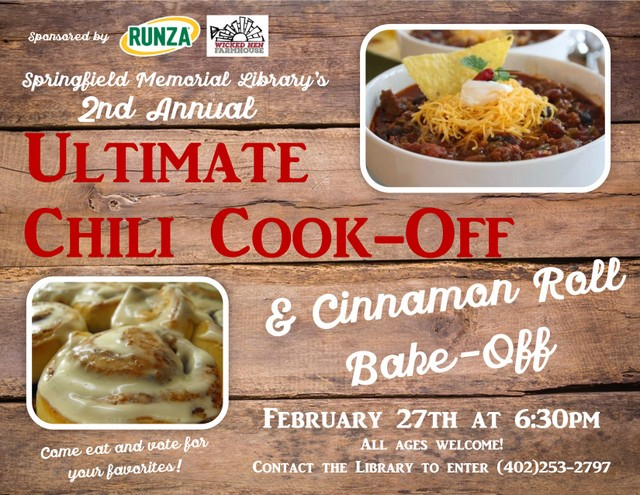 Chili Cook Off Flyer copy