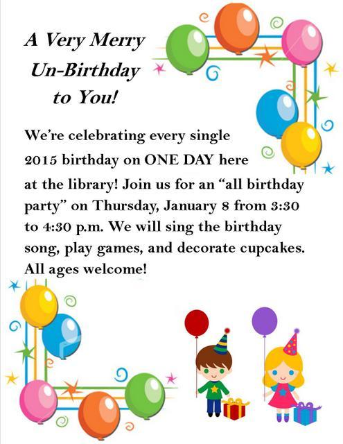 All Birthday Party