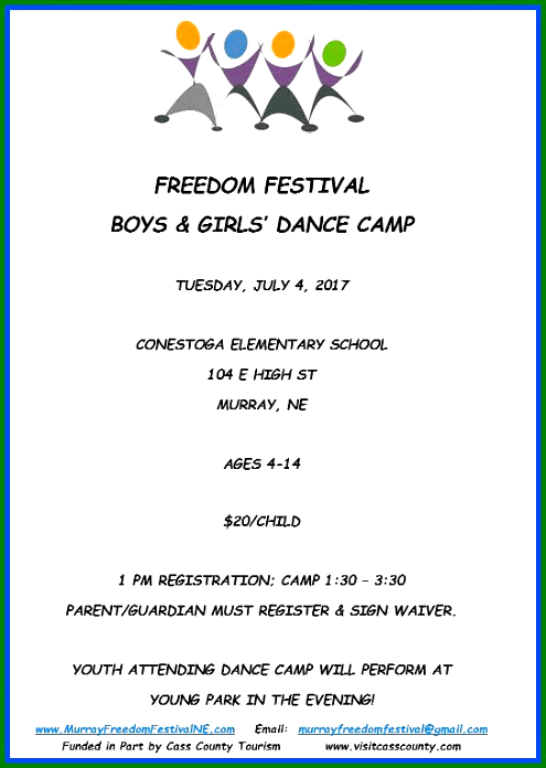 2017 06 06 MURRAY DANCE CAMP