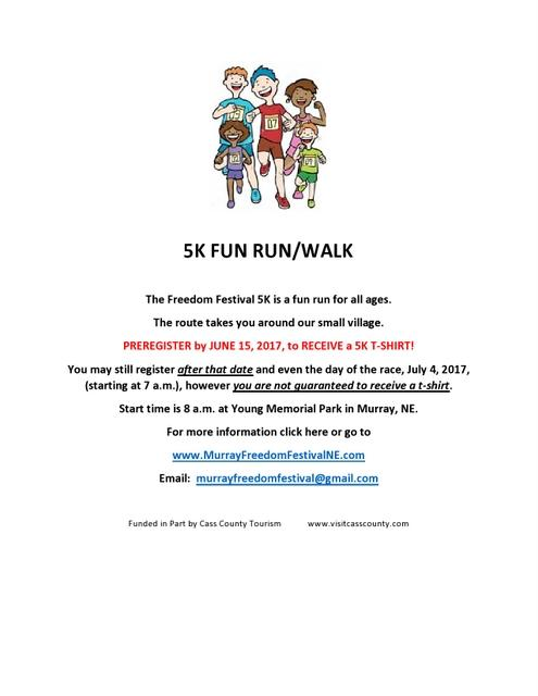 2017 5K FUN RUN FLIER page0001