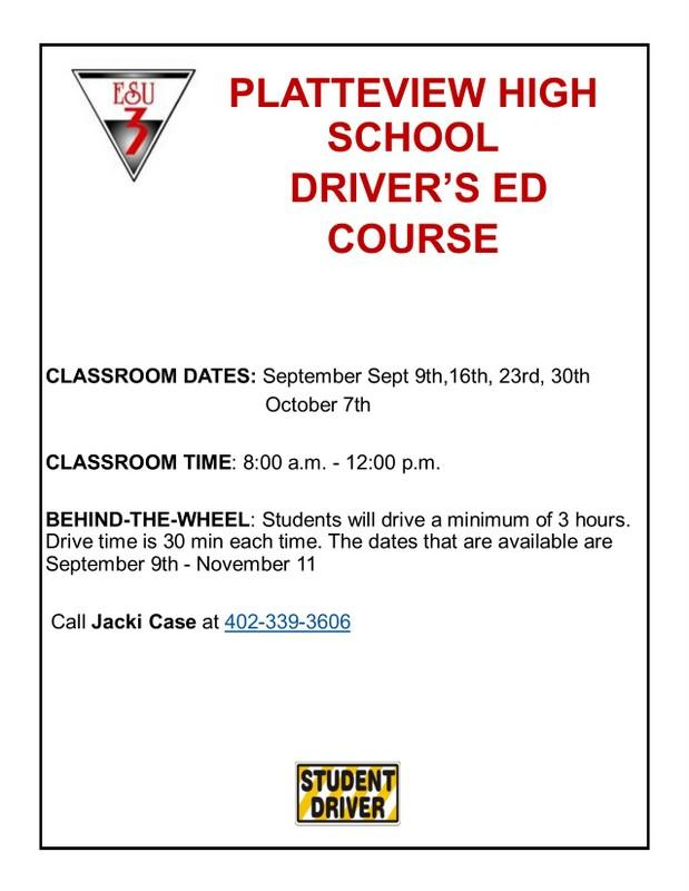 Drivers Ed Fall2017
