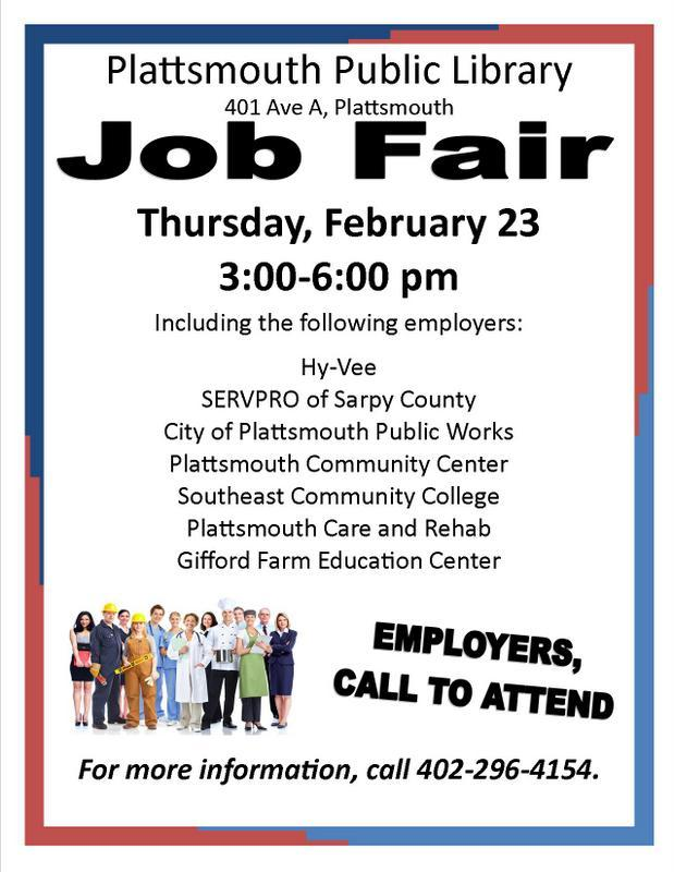Job Fair High School 2017