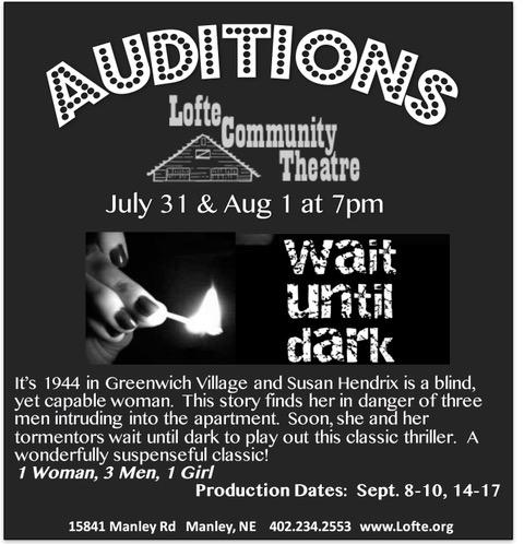 Wait Auditions