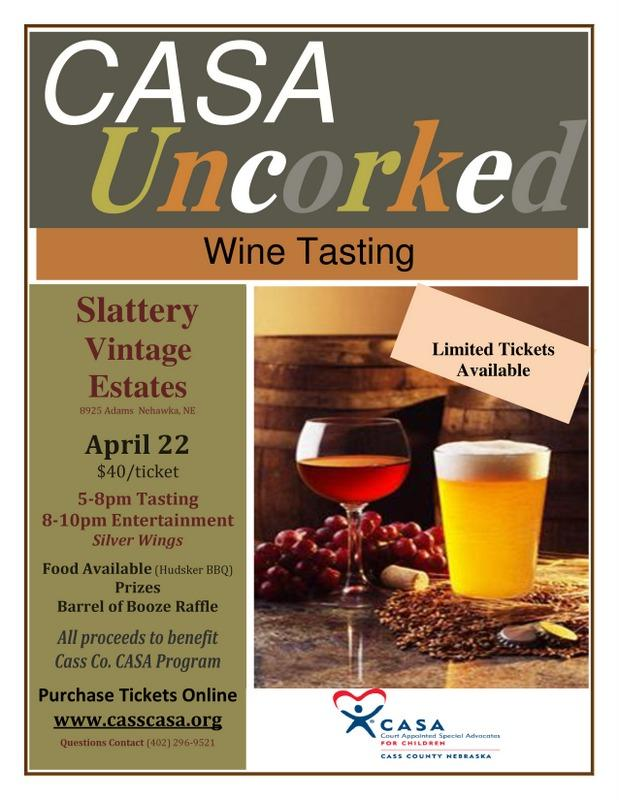 Uncorked flyer 2016