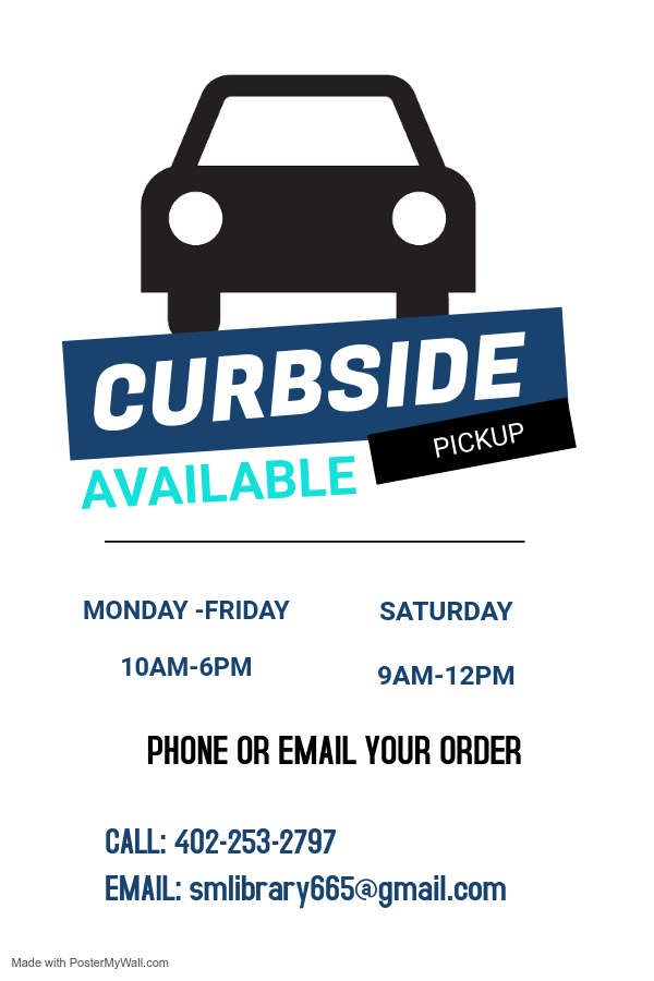 Copy of Curbside Pickup Flyer Template Made with PosterMyWall2