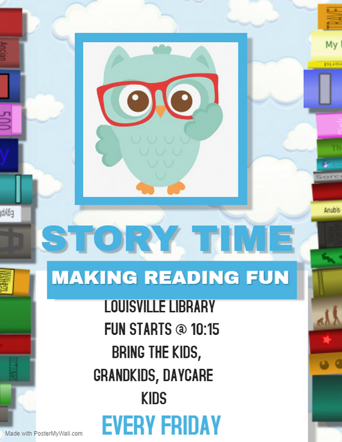 Louisville Story Time